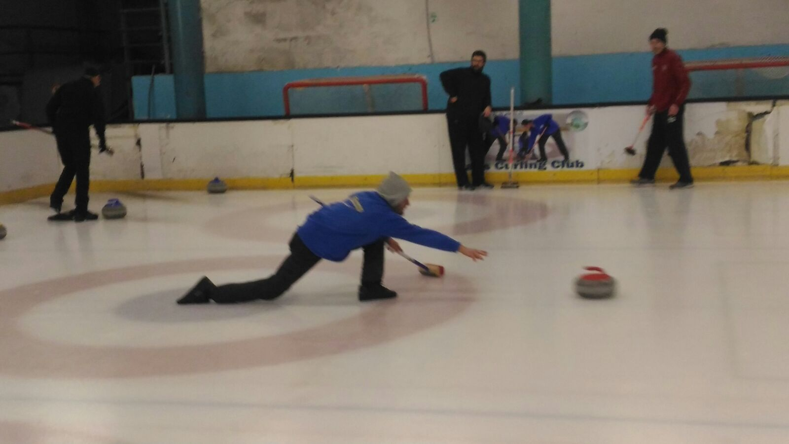 Gli Husky vs Gnu Curlers 12-2