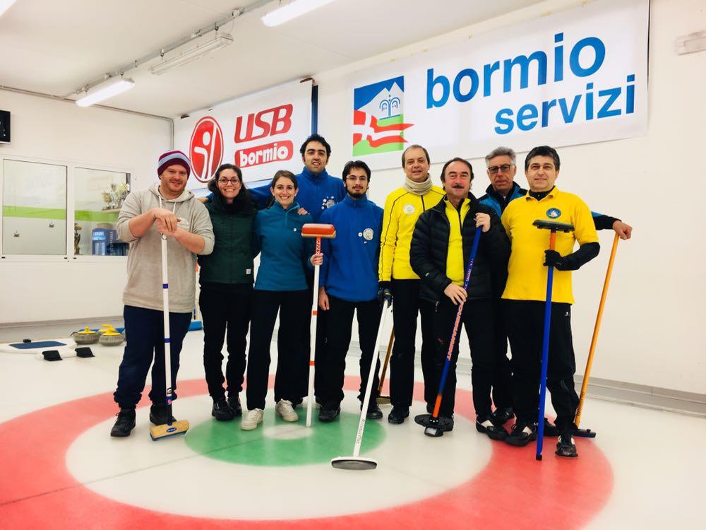 4° Torneo Città di Bormio – Bormio 10 e 11 marzo 2018