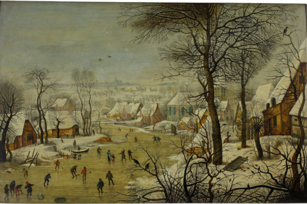 Pieter_Brueghel_the_Younger_-_Winter_landscape_with_a_bird_trap