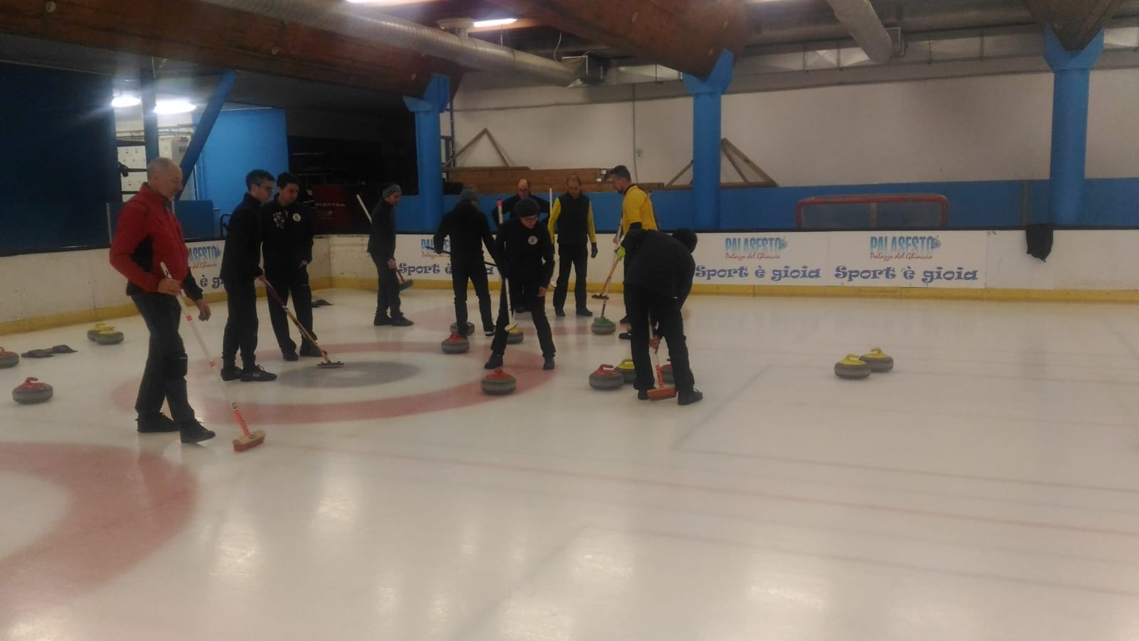 Hurricane vs Gnu Curlers 9-1