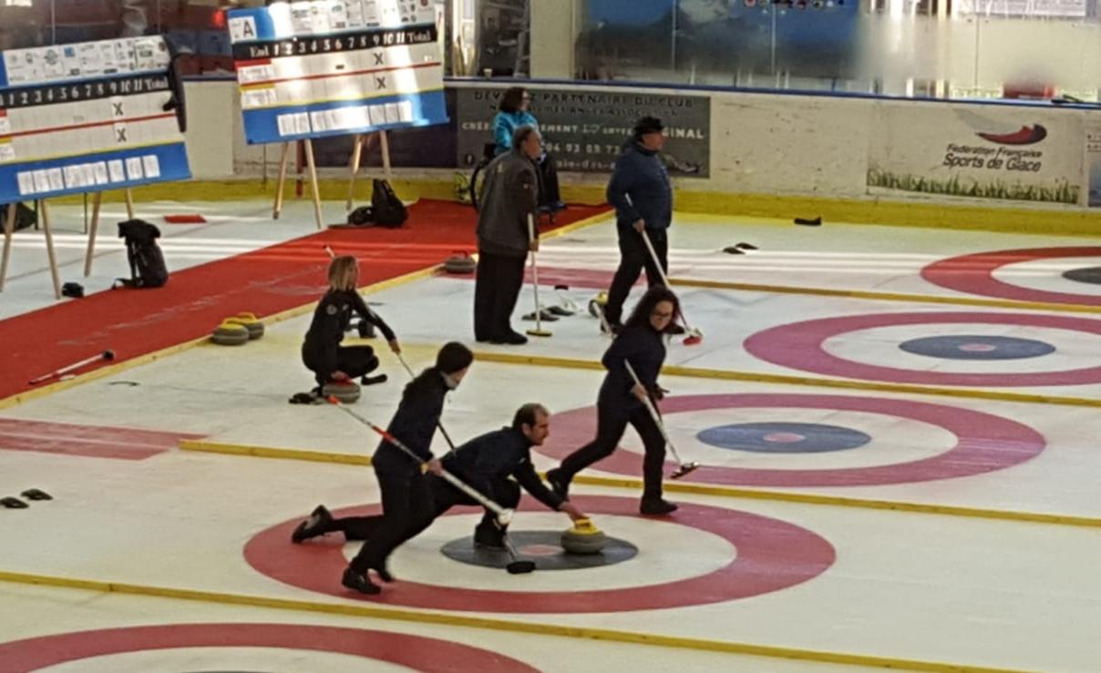 Nissa Curling Cup 2019 – Nizza 27 e 28 aprile 2019