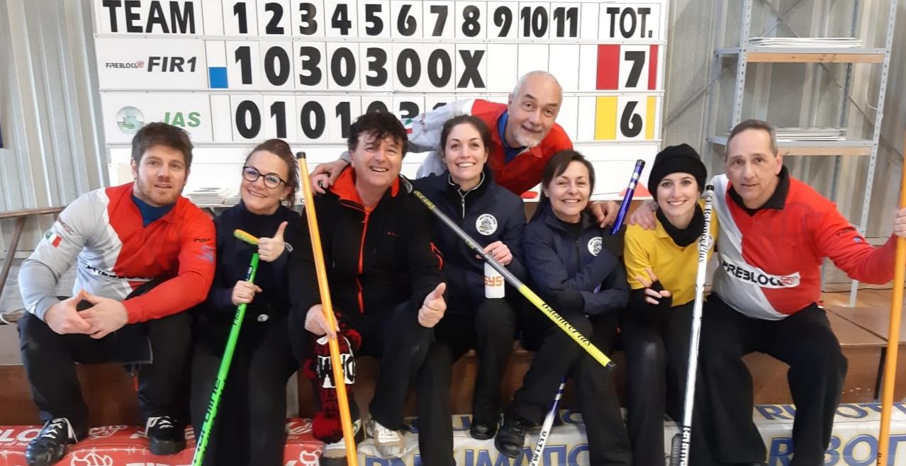Campionato Serie B Femminile – Pinerolo 18 e 19 gennaio 2020