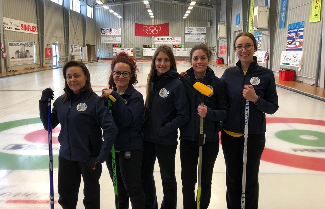 Campionato Serie B Femminile – Pinerolo 22 e 23 febbraio 2020